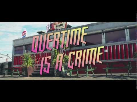We Are The Ocean - Overtime Is A Crime