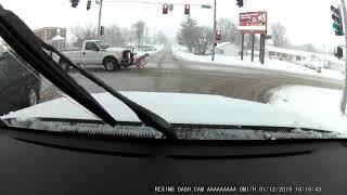 Snow Storm in Kirksville - Missouri   01-12-2019   CMS