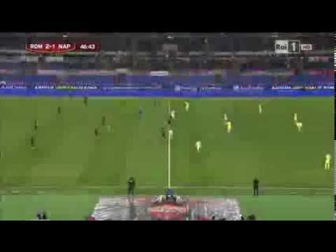 Roma-Napoli  Coppa Italia 2013-2014