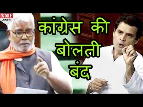 Rahul पर भारी पड़े Hukmdev Narayan, Inflation पर Congress को कराया चुप  MUST WATCH !!!