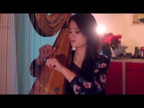 Wake Me Up - Avicii (harp Cover With Loop Station) video