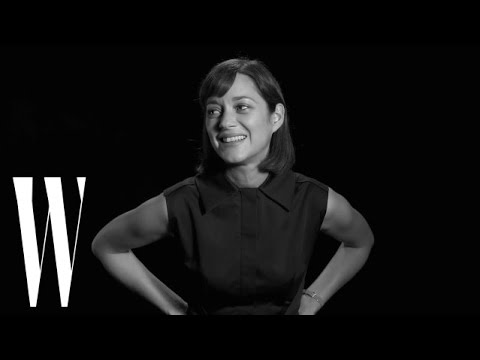 Marion Cotillard on Why the Justin Bieber Movie Made her Cry | Screen Tests 2015