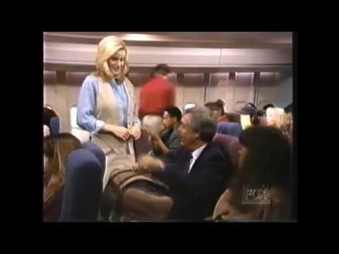 Flight Attendant Helps an Obnoxious Passenger