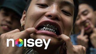 The Great Korean Invasion of Keith Ape: Noisey Raps