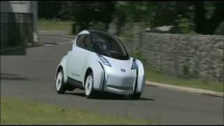 El pequeño y genial Nissan Land Glider EV