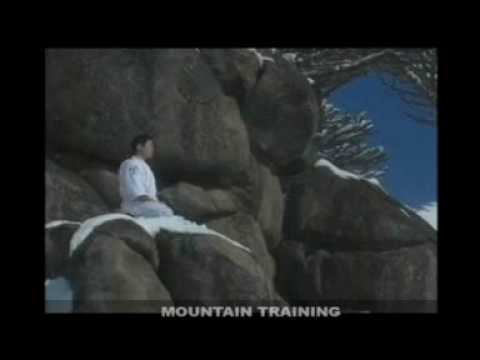 SHINSHINKAN ISSHIN RYU KARATE  - MOUNTAIN TRAINING ( 2003 YEAR ) Image 1
