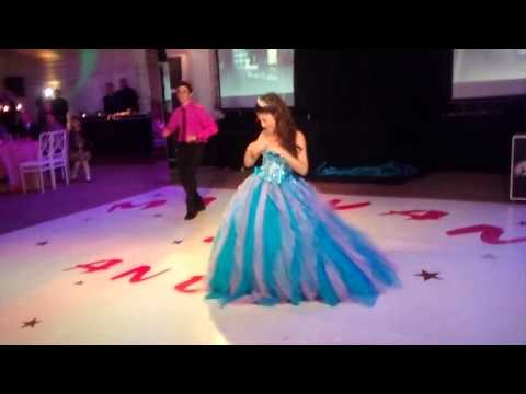 Valsa maluca 15 anos da Miryan-Miryan e Guilherme