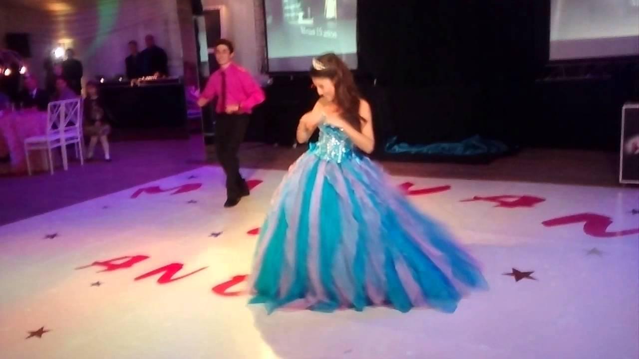 Valsa maluca 15 anos da miryan miryan e guilherme youtube for Ornamentacion de 15 anos