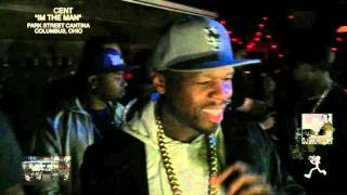 50 CENT PARK STREET CANTINA PERFORMANCE CLIPS COLUMBUS, OHIO