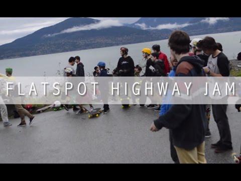 Sector 9 X Flatspot Highway Jam
