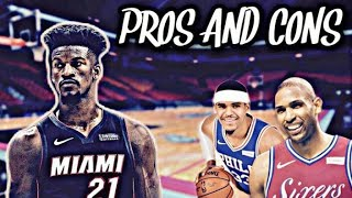 Pros and cons of letting Jimmy Butler go!