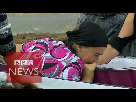 Ukraine: Children killed during 'truce' - BBC News