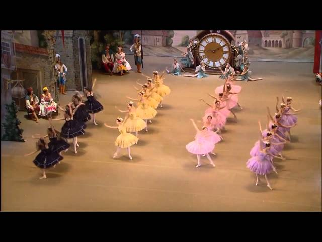 Bolshoi Ballet- Coppelia: Waltz of the Hours