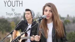 Download Lagu YOUTH by Troye Sivan cover by Jada Facer ft. Kyson Facer Gratis STAFABAND