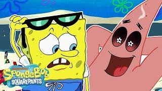 The Patrick Show: World Oceans Month | #SpongeBobSaturdays