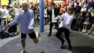 JHKTV]홍대댄스전디오비hong dae k-pop dance former dob B-Day (벌떼)