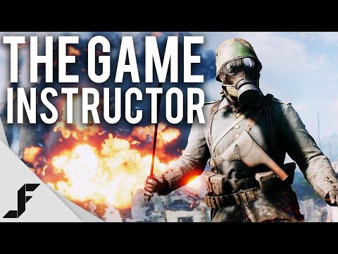 THE GAME INSTRUCTOR CONCEPT - Battlefield 1
