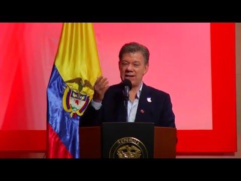 Palabras del Presidente Juan Manuel Santos en el VII Congreso Liberal