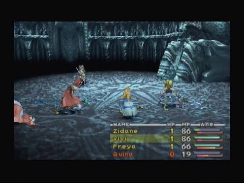 Final Fantasy 9 - Boss 6, General Beatrix