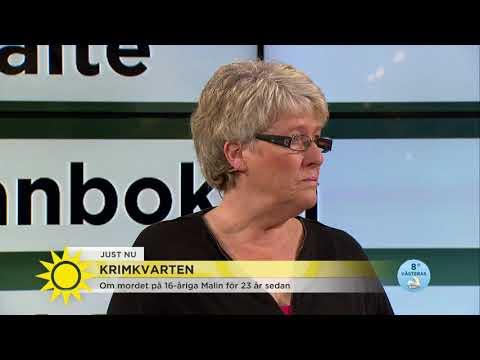 """Mamman till mördade 16-åringen: """"Det är fruktansvärt att fallet inte lösts"""" - Nyhetsmorgon (TV4)"""