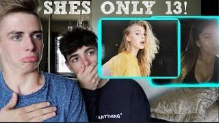 GUESS HER AGE CHALLENGE *IMPOSSIBLE* w/ Mikey Barone | Bruhitszach