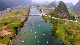 Stunning China (UNESCO World Heritage Sites of Guilin and Yangshuo in China)