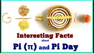 Pi Day 2018 Google Doodle | Facts about Pi (π) and Pi Day