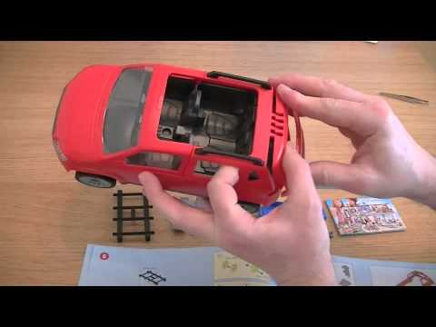 Playmobil 5436 Family SUV Car Assembly & Review