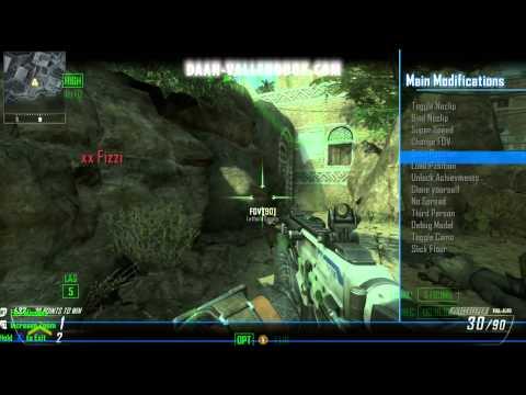 Black Ops 2 Usb Mod menu Xbox 360 Ps3 Pc (no Jailbreak)!