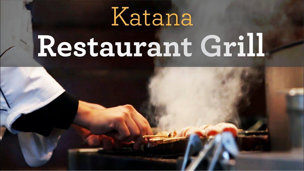 Professional Restaurant Grill - Inside My Kitchen