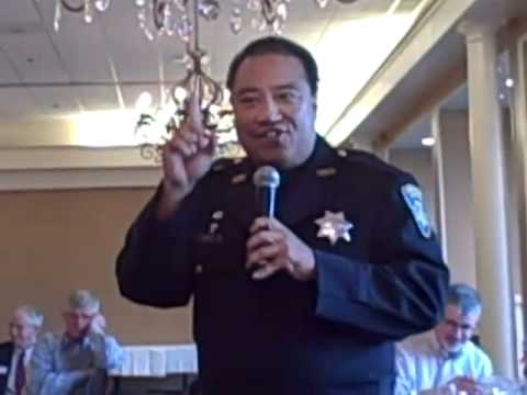 Oakland Fire and Police Chaplain Jayson Landeza Speaks at Catholics@Work (2)