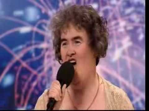 Susan Boyle -youtube