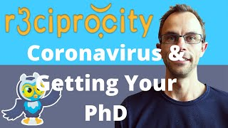 Is The Coronavirus And Economic Conditions Affecting PhD Programs And Professor Job Positions?