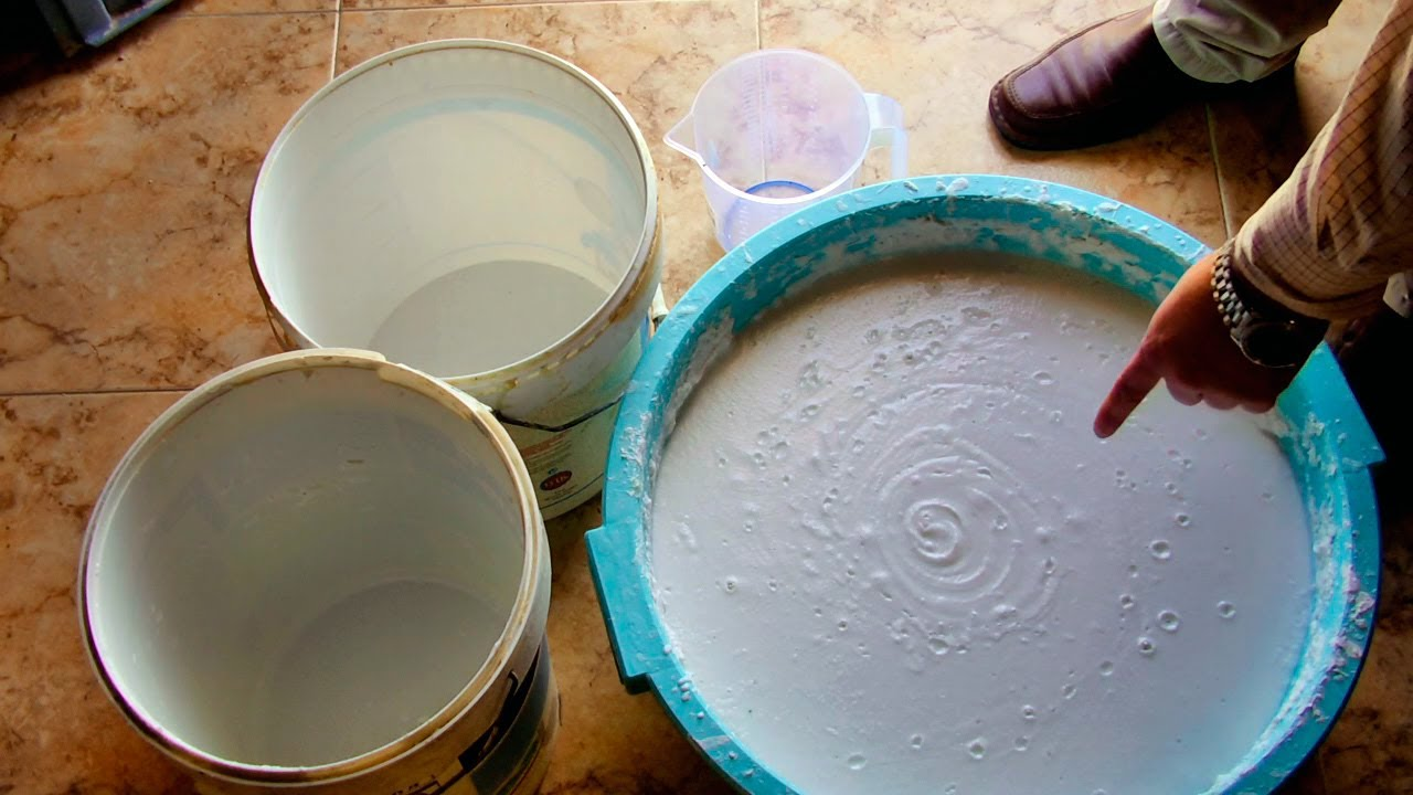 Jabon liquido casero para lavadoras aceite y sosa youtube - Jabon lavadora casero ...