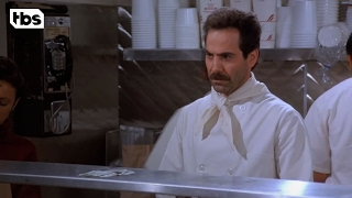 No Soup For You | Seinfeld | TBS