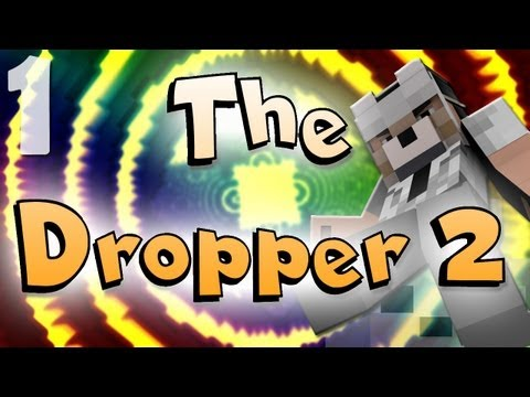Minecraft, The Dropper 2! PART 1 - Ft. Remix10tails and Burnalex!