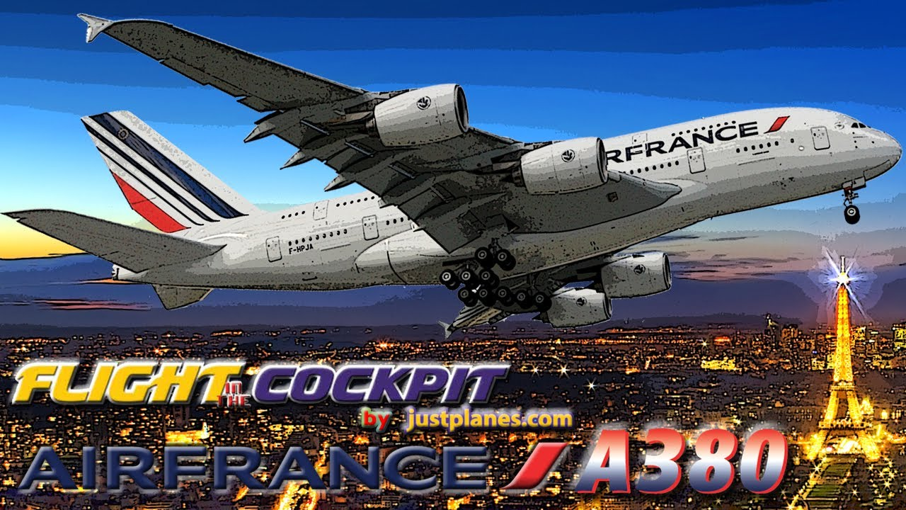 Air france airbus a380 youtube for A380 air france interieur