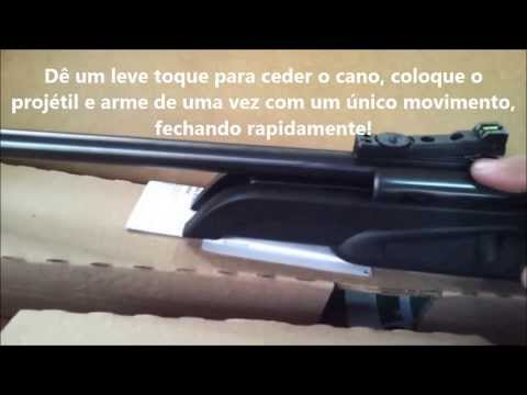 Carabina CBC Nitro X 1000   5.5mm   Montenegro F22   ELV357