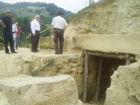 Journey into Tunnel of the Bosnian Valley of the Pyramids