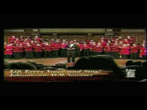 Lift Every Voice - Boston Childrens Chorus and Chicago Childrens Choir