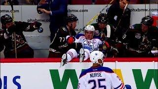 Bloopers of the 2016-2017 NHL season