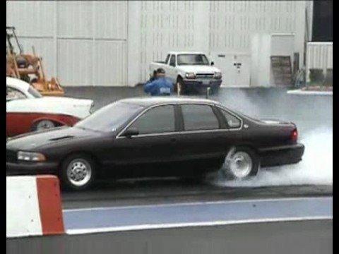 9 Second 1994-1996 Impala SS