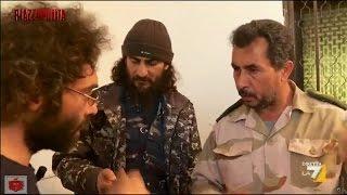 Libia Sabrata viaggio nella zona dove sono stati uccisi i 2 Italiani ostaggio dei jihadisti