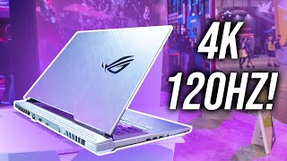 New ASUS Strix and Zephyrus Gaming Laptops!