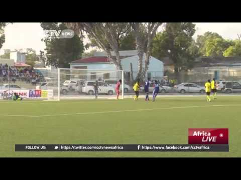 3596 sport CCTV Afrique Somalia's local football league attracts foreign talents