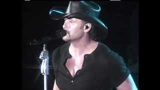 Watch Tim McGraw Red Rag Top video