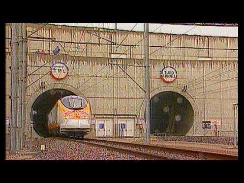 Евротоннель : 20 лет между Парижем и Лондоном
