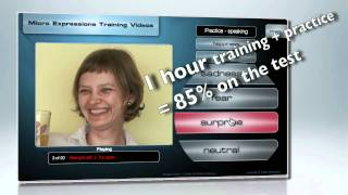 Micro Expressions Training Videos - Free Microexpressions Test