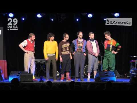 Kabaret Łowcy.B - Zabawa W Chowanego (skecz Z Wpadką)