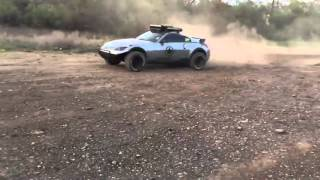 Nissan 350Z offroad